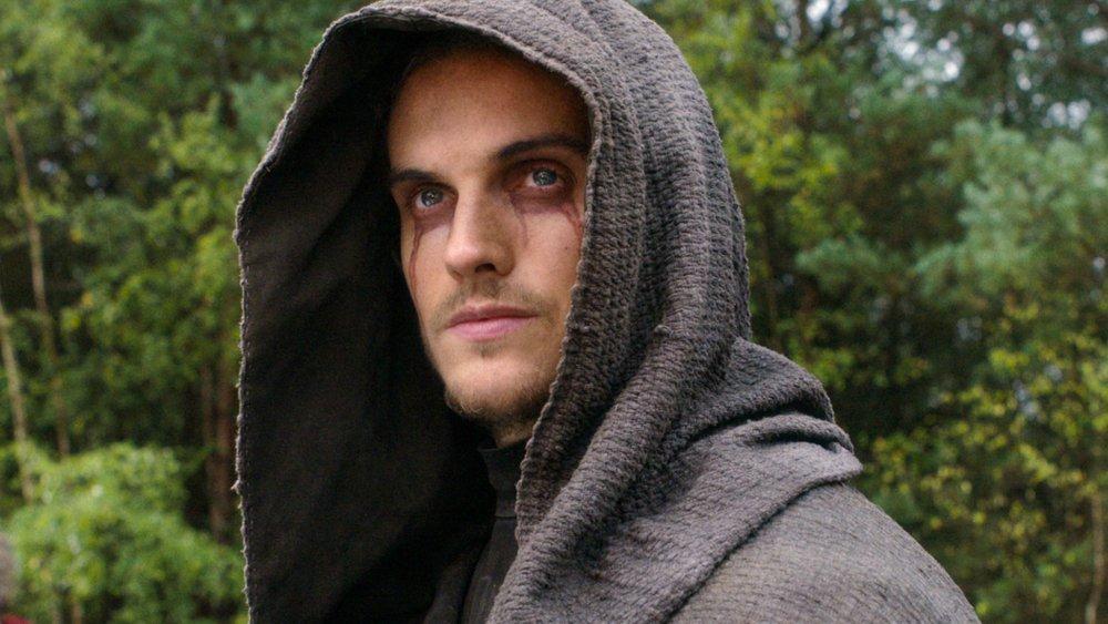 Daniel Sharman as the Weeping Monk in Cursed