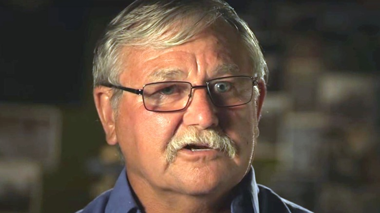 Dave Blankenship glasses mustache