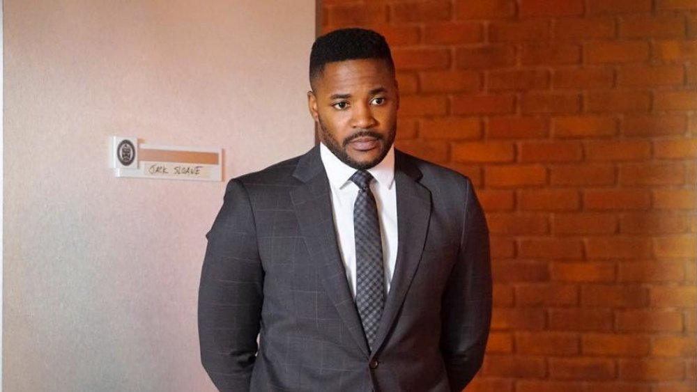 Duane Henry as Clayton Reeves on NCIS