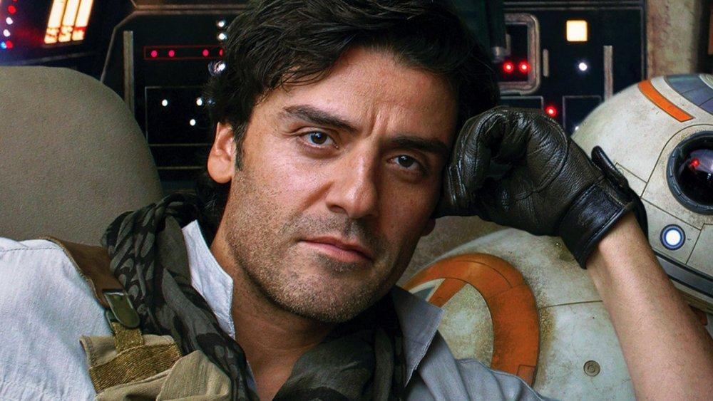 Star Wars Oscar Isaac as Poe Dameron