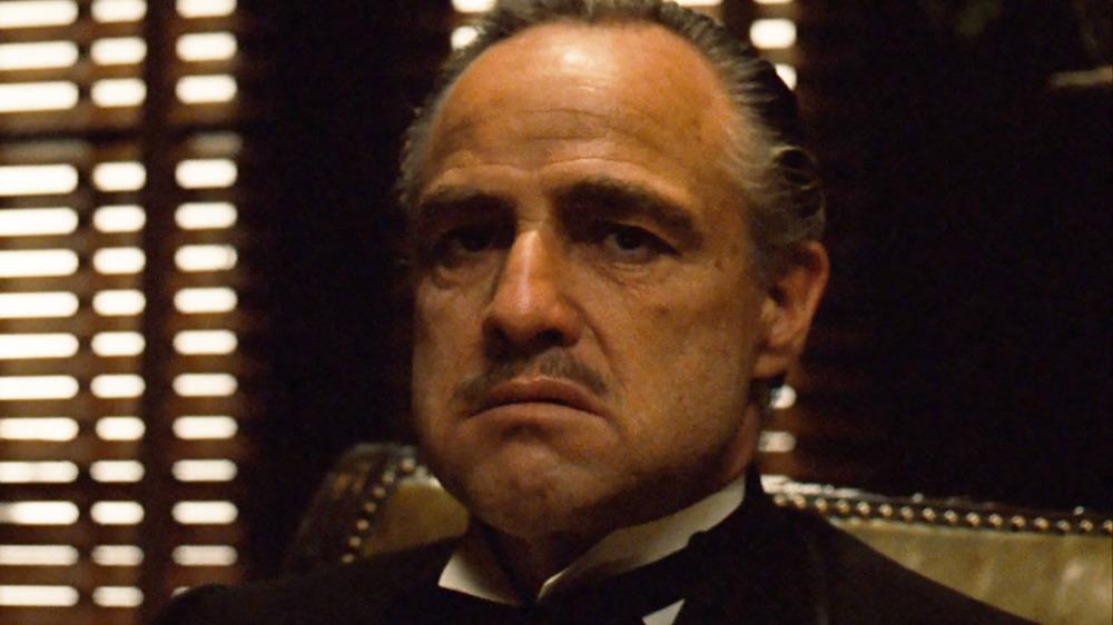 Marlon Brando The Goldfather