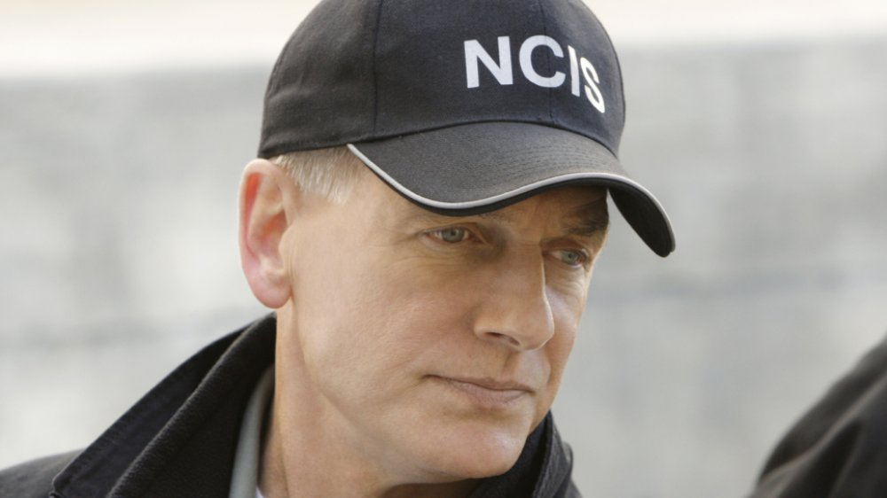 Mark Harmon as Agent Leroy Jethro Gibbs on NCIS
