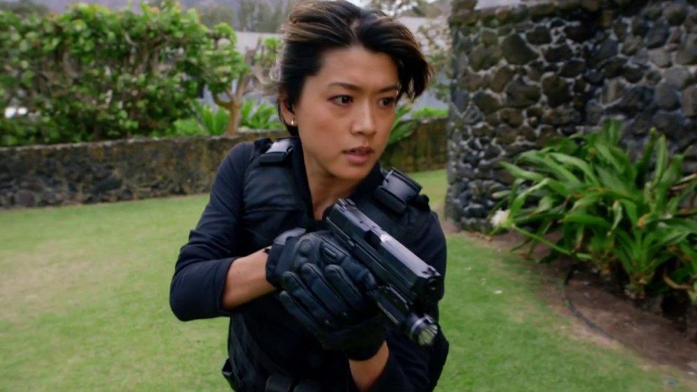 Scene from Hawaii Five-0