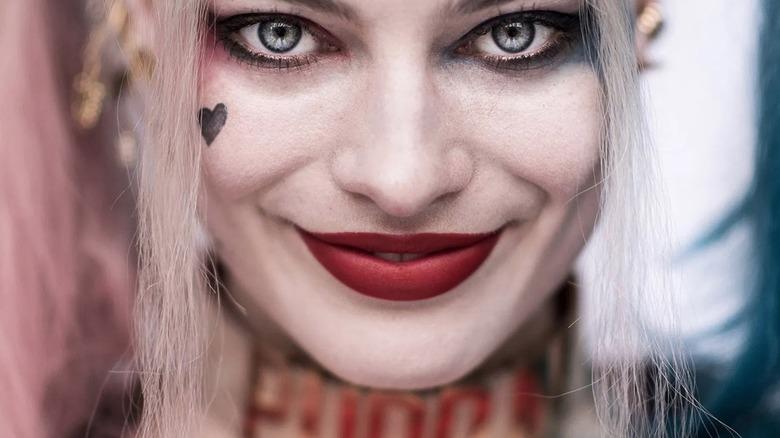Harley Quinn looking fantabulous