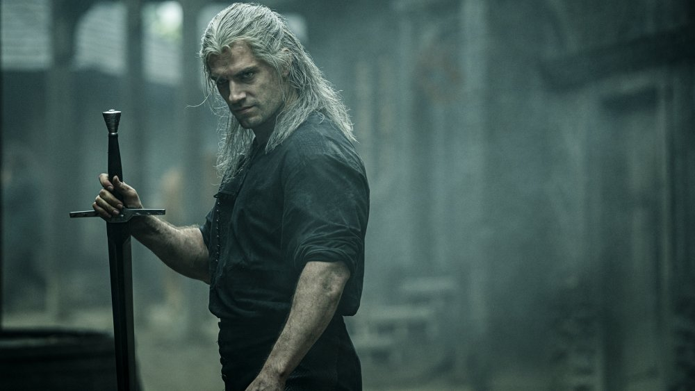 Henry Cavill as Geralt of Rivia in The Witcher