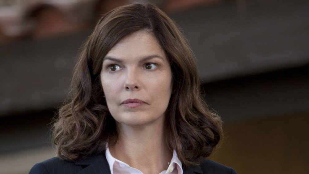 Jeanne Tripplehorn as Alex Blake on Criminal Minds