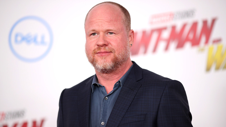 Joss Whedon at Ant-Man premiere