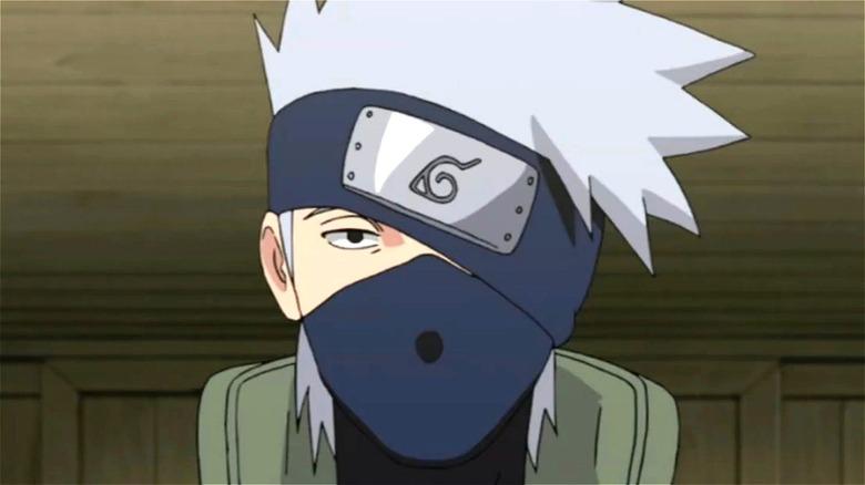 Kakashi Hatake from Naruto