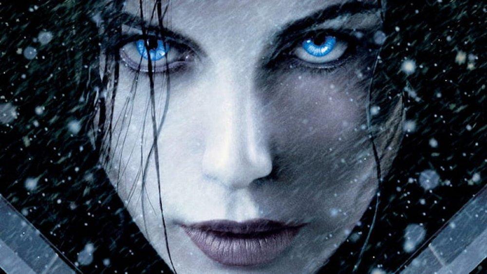 Kate Beckinsale as the Underworld franchise's Selene