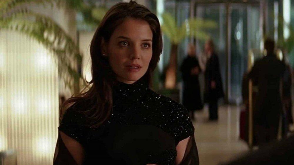 Katie Holmes as Rachel Dawes in Batman Begins