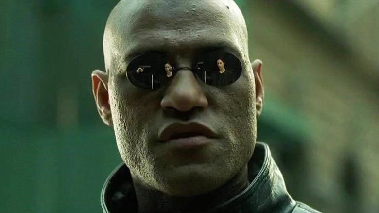 Laurence Fishburne Morpheus The Matrix