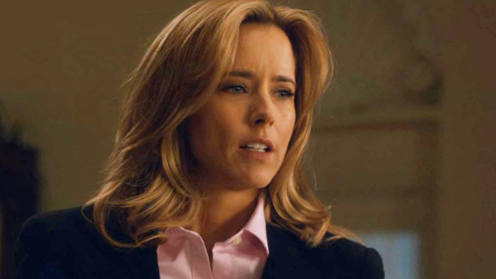 Tea Leoni as Elizabeth McCord on Madam Secretary