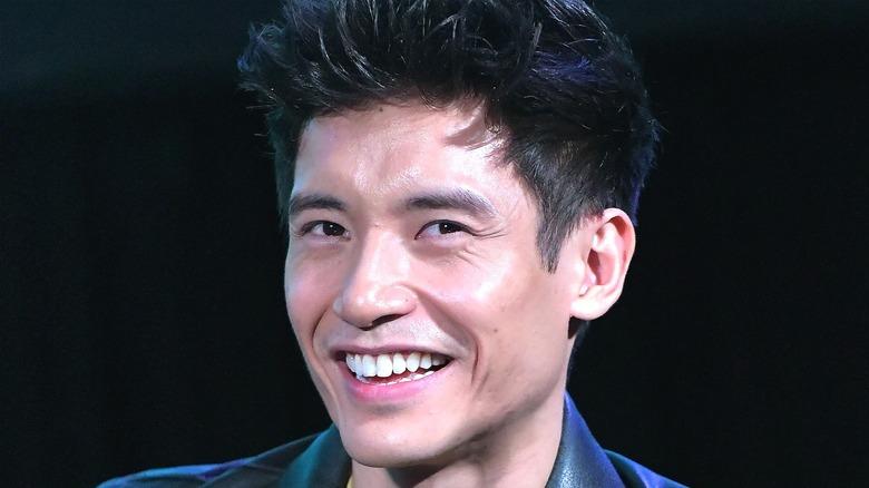Manny Jacinto smiling