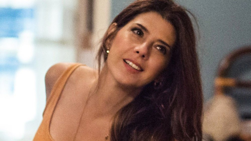 Marisa Tomei as Aunt May in Spider-Man