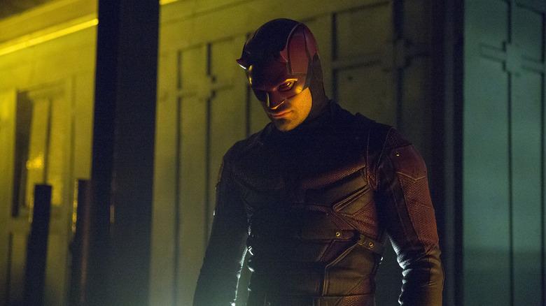 Charlie Cox as Matthew Murdock/Daredevil