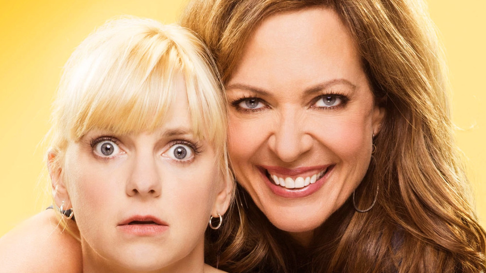 Mom Anna Faris and Alison Janney