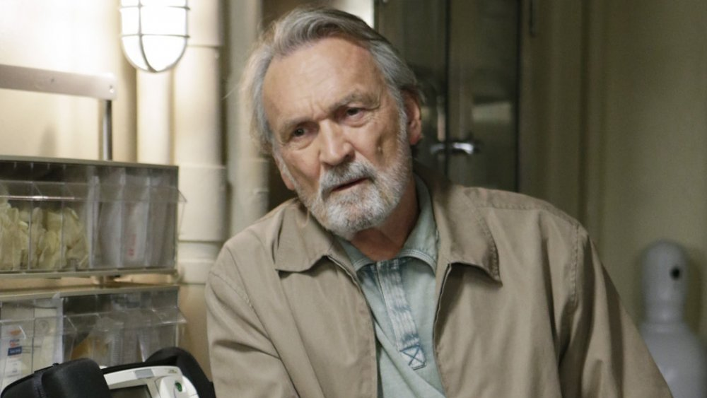 Muse Watson as Mike Franks