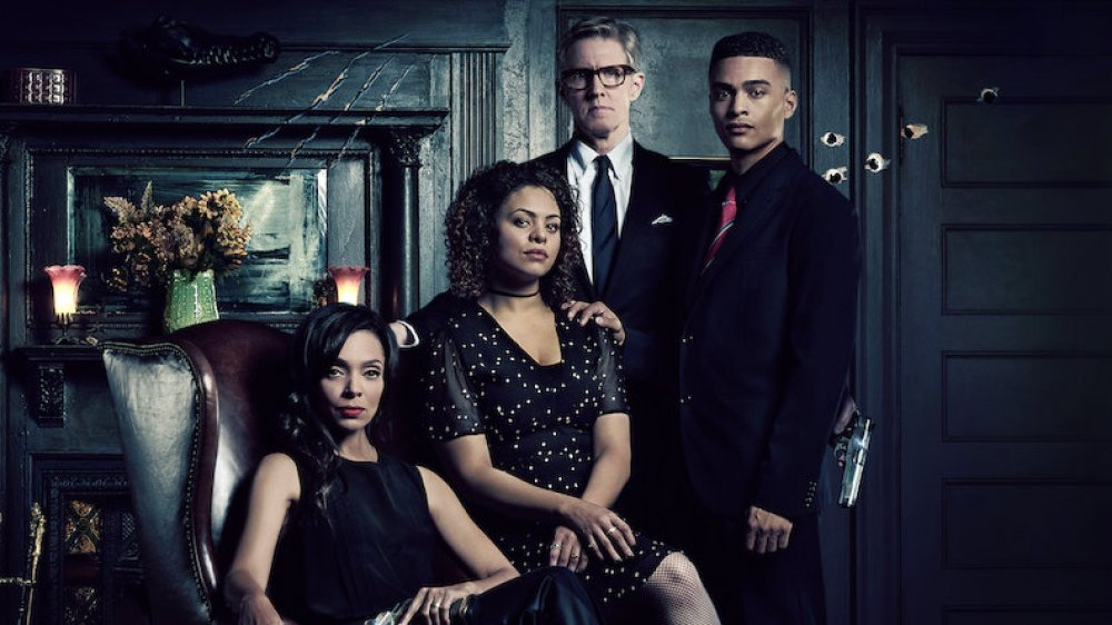 The Allens from October Faction (TV series)