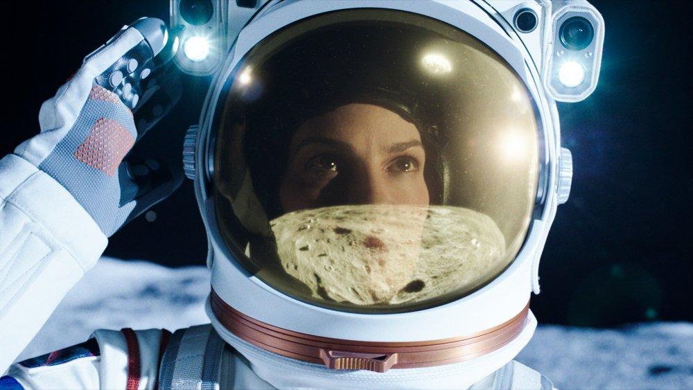 Hilary Swank as Emma on Away