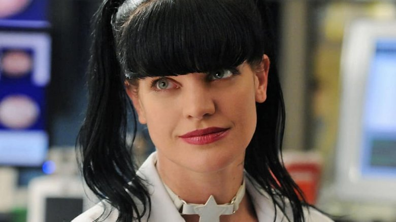 Pauley Perrette as Abby Scuito on NCIS