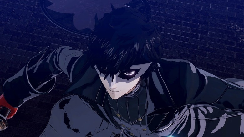 Joker in Persona 5 Strikers
