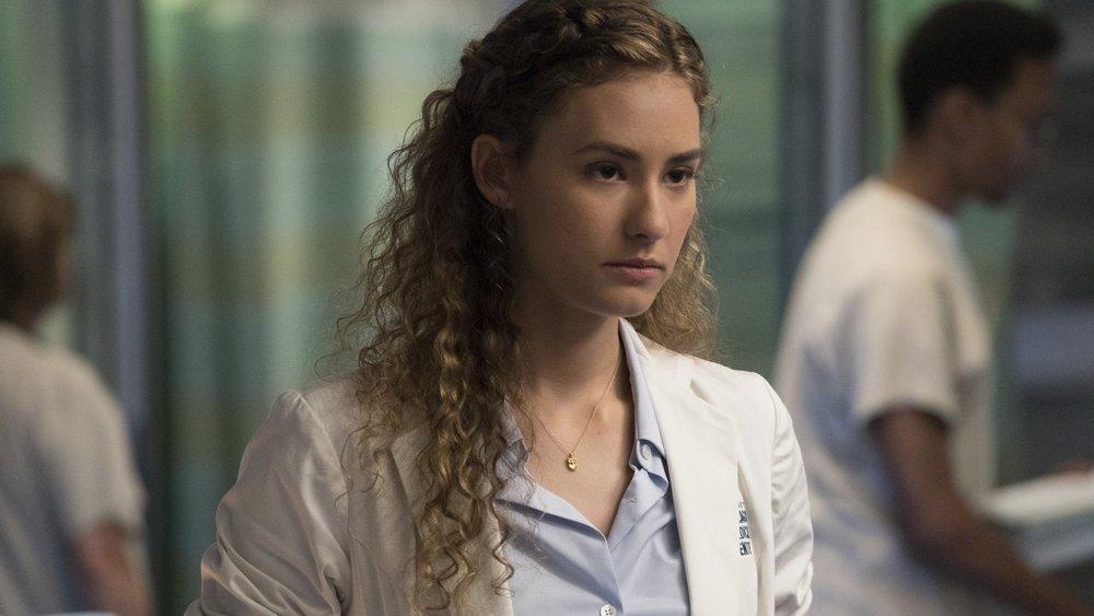 Rachel DiPillo as Sarah Reese on Chicago Med