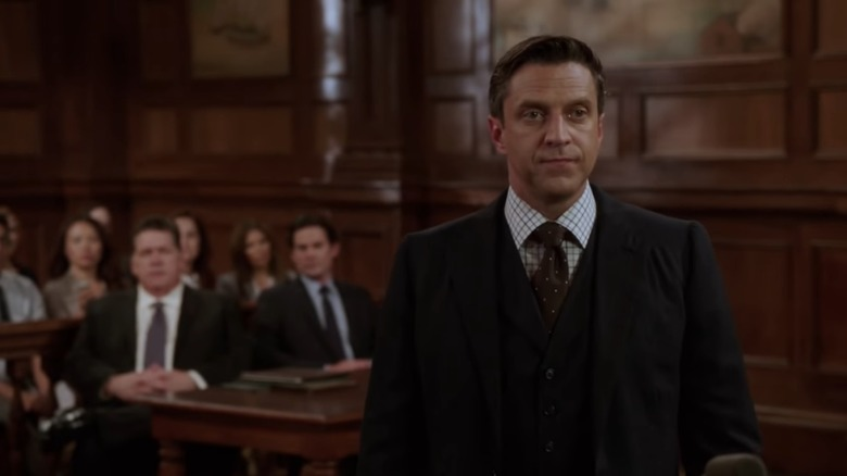 Raúl Esparza as ADA Barba on Law & Order: SVU