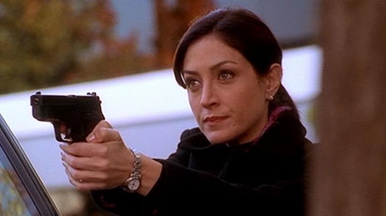 Sasha Alexander as Kate Todd on NCIS