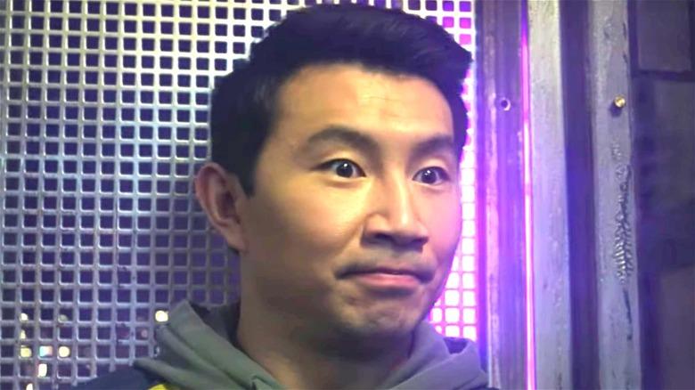 Shang-Chi nervous