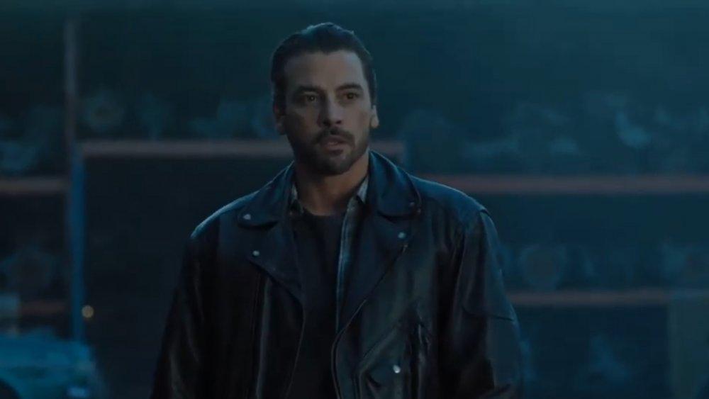 Skeet Ulrich as FP Jones on Riverdale