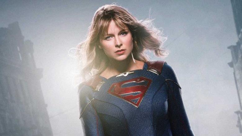 Supergirl season 5 promo image