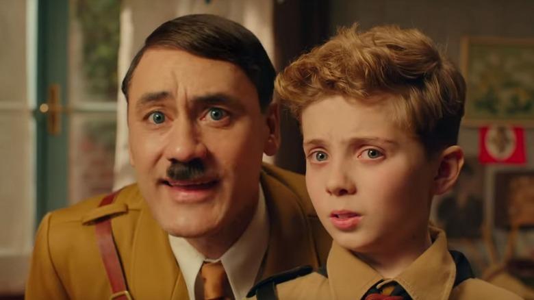 Jojo Rabbit Taika Waititi as Hitler
