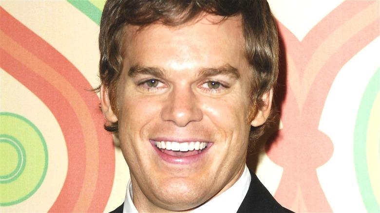 Michael C. Hall smiling
