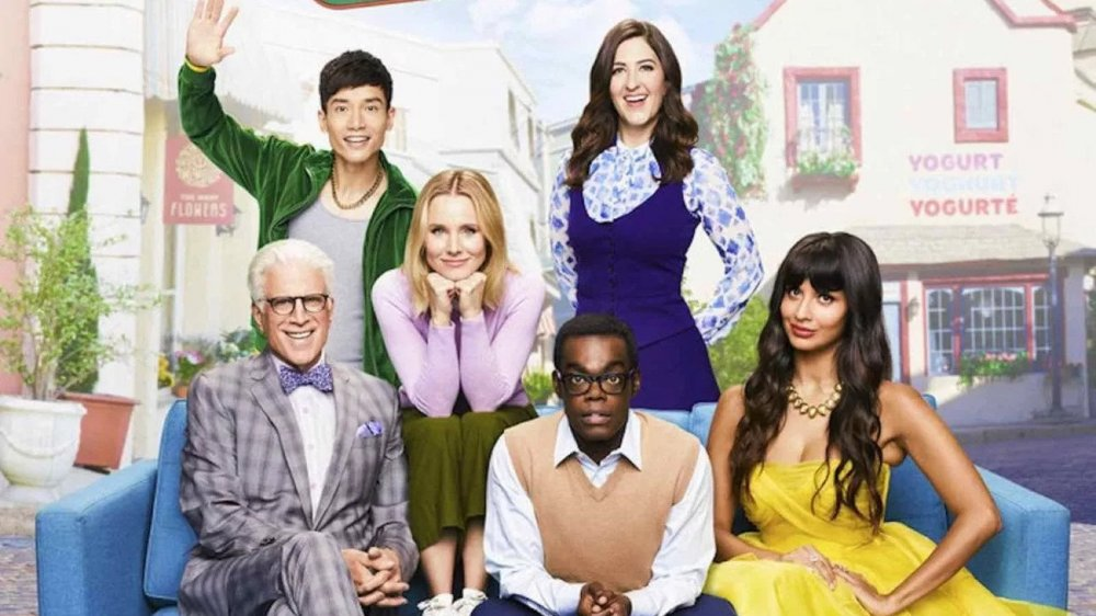 The Good Place promo image
