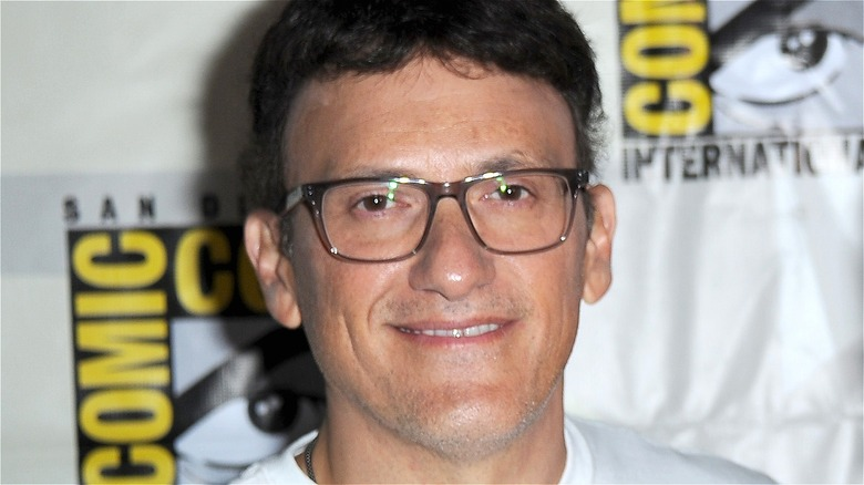 Anthony Russo smiling