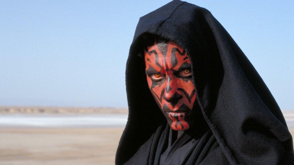 Ray Park as Darth Maul in Star Wars: The Phantom Menace