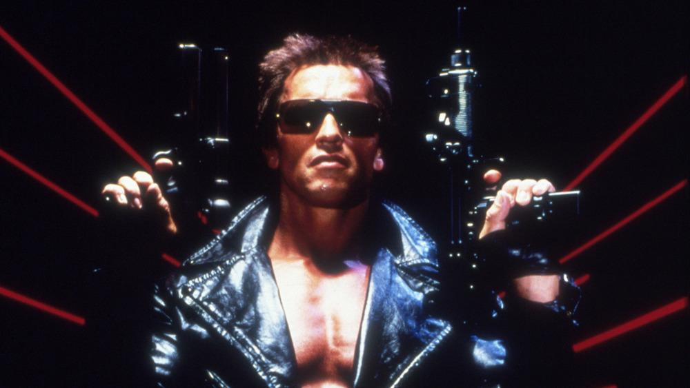 The Terminator with guns