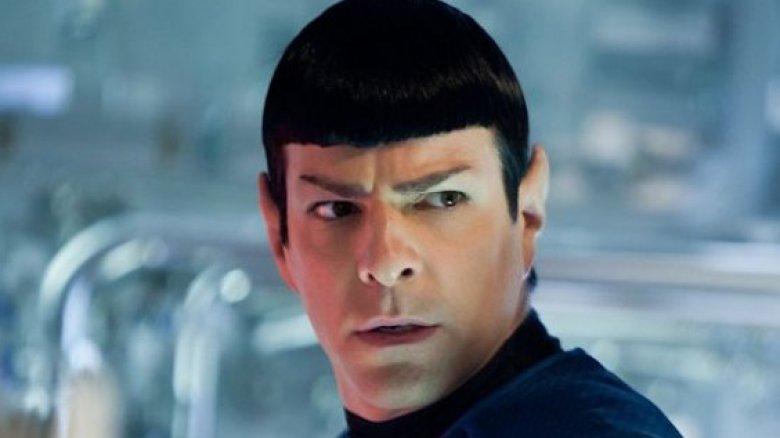 Zachary Quinto in Star Trek