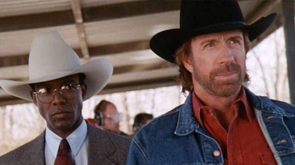 Chuck Norris in Walker, Texas Ranger