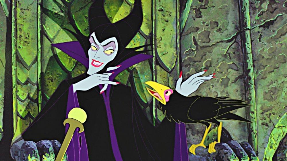 Maleficent (Eleanor Audley) in Sleeping Beauty