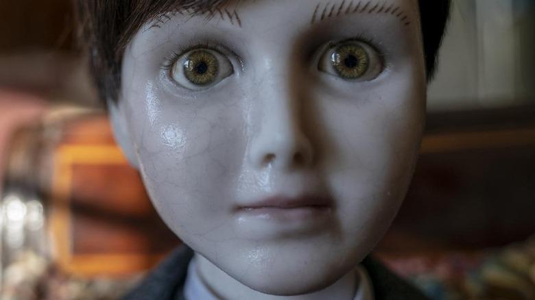 The puppet boy Brahms