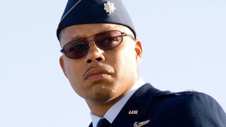 Terrence Howard as James 'Rhodey' Rhodes