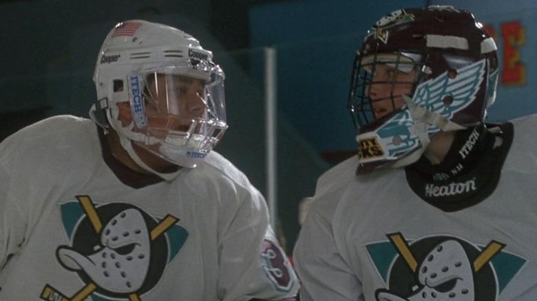 Greg Goldberg Julie Gaffney Ducks jerseys