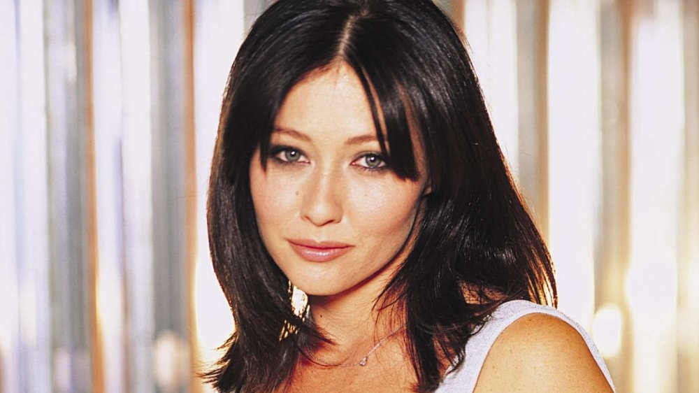 Shannen Doherty as Prue Halliwell, from Charmed