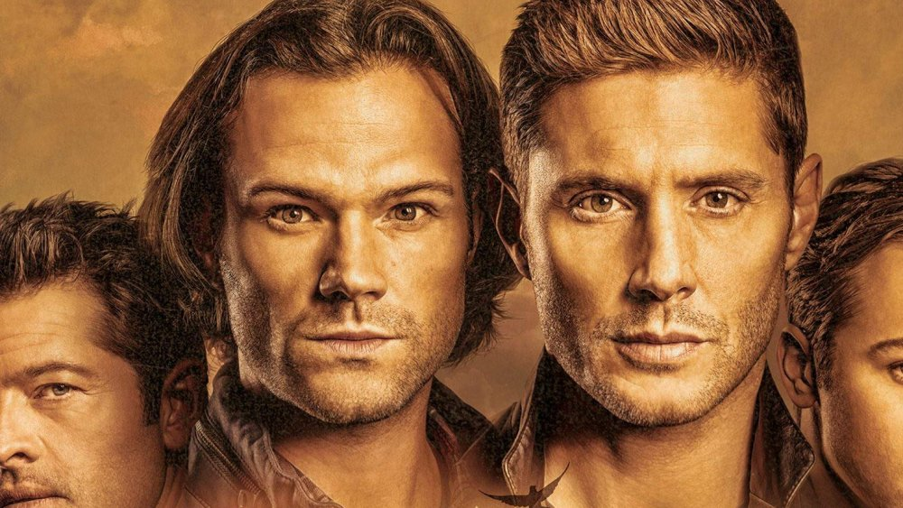 A promotional image from Supernatural
