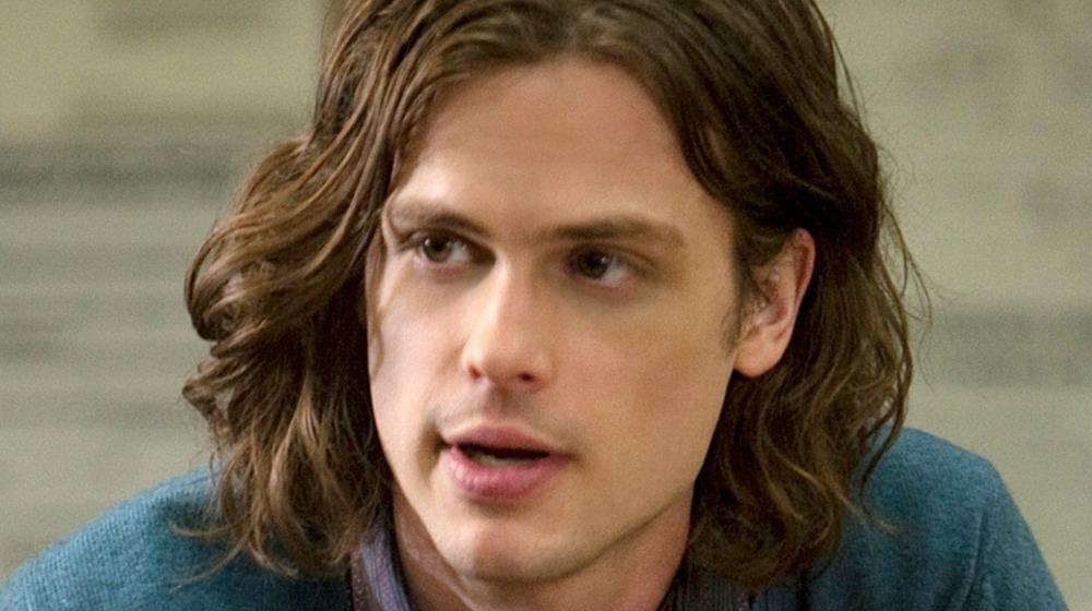 Spencer Reid on Criminal Minds