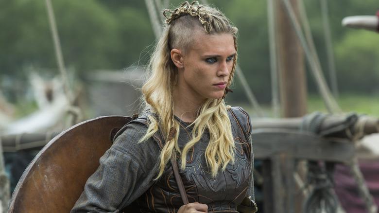 Gaia Wess in Vikings