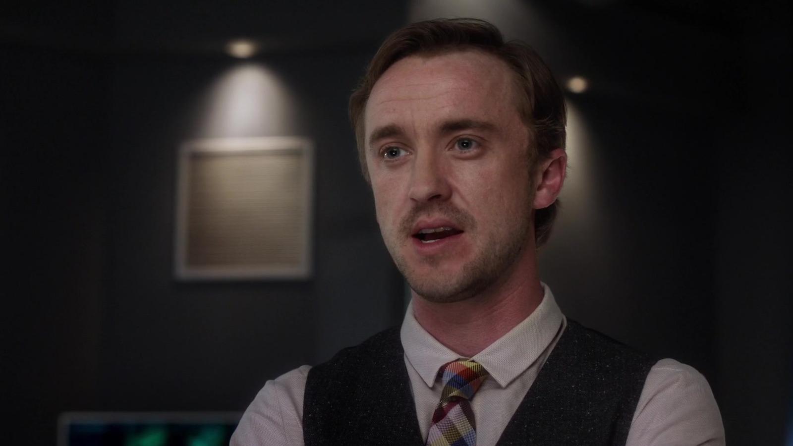 The Real Reason Tom Felton Left The Flash - Looper