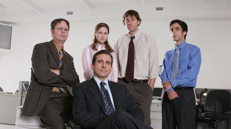 The Office Steven Carrell