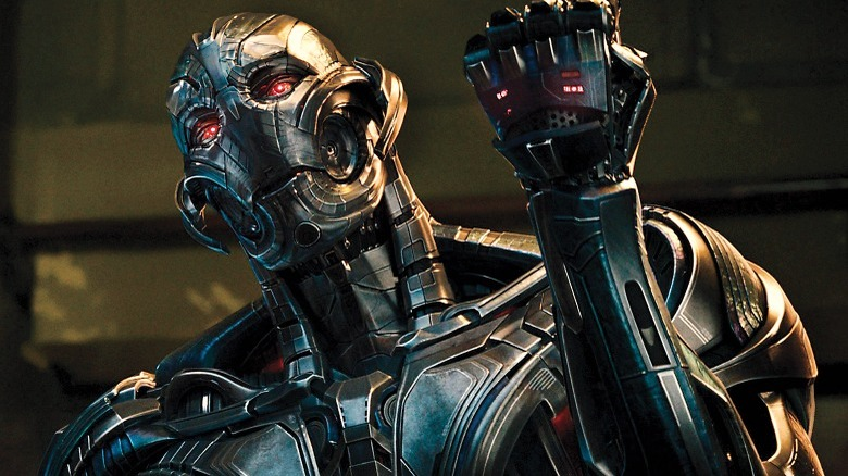 James Spader's Ultron in 'Avengers 2'